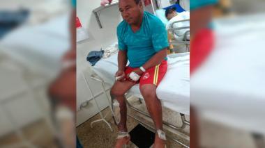 Mujer le arroja agua caliente a su pareja en Chiriguaná, Cesar