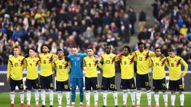 Colombia vs Japón | Unidos por un sueño