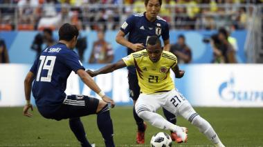 Los nuevos de Colombia se rajaron