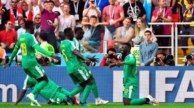 Senegal debuta con triunfo en Rusia 2018: venció 2-1 a Polonia