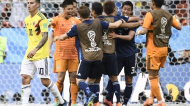 Seis razones de la derrota de Colombia ante Japón