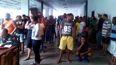 """ONU califica de """"ilegal"""" la detención de los 59 colombianos en Caracas"""