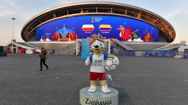 Este es el Kazán Arena, donde la Selección enfrentará a Polonia