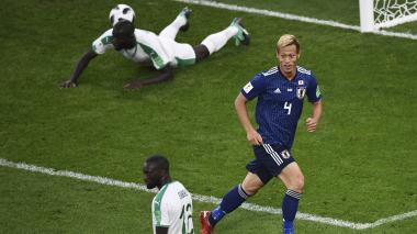 Japón 2, Senegal 2: los nipones sacaron la