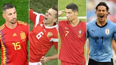 Tribuna Mundialista | España vs. Rusia y Portugal vs. Uruguay, los primeros octavos del Mundial