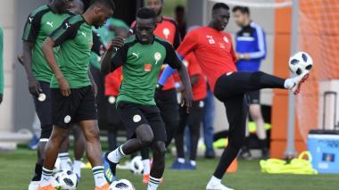 Senegal, la fuerte selección africana que se enfrentará a  Colombia