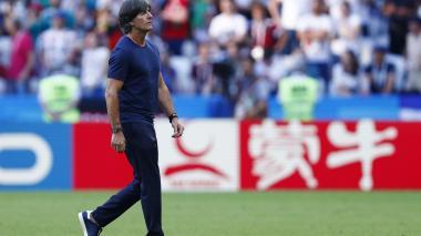 """""""No merecíamos volver a ser campeones del mundo jugando así"""": Löw"""