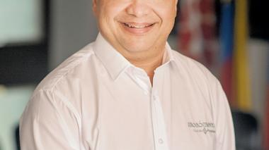 Pedro Lugo, gerente general de Monómeros Colombo Venezolanos S.A.