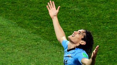Uruguay vence 2-1 a Portugal y avanza a los cuartos de final de Rusia 2018
