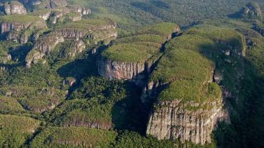 La riqueza de Chiribiquete, patrimonio mundial para la Unesco