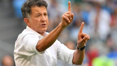 """""""Es una vergüenza"""", Osorio sobre actitud de Neymar"""