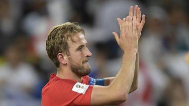 Kane amplía su ventaja como goleador del Mundial, Mina es tercero