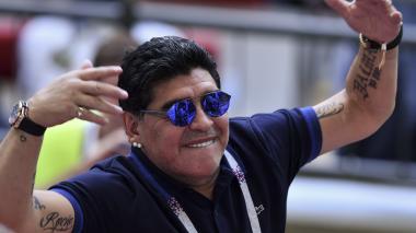 """El """"robo monumental"""" a Colombia insinuado por Maradona es infundado: FIFA"""