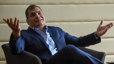 Claves del caso que tiene a expresidente Correa a un pie de la cárcel en Ecuador
