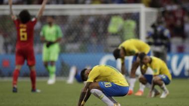 ¡Sorpresa mundial! Bélgica vence a Brasil y avanza a semifinales