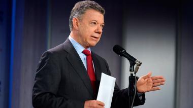 Santos sancionará este lunes el Estatuto de la Oposición