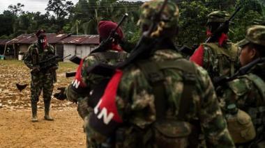 Combates entre ELN y EPL dejan tres heridos en el Catatumbo