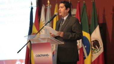 Mauricio Suárez Ramírez, exgerente de Carbosan.