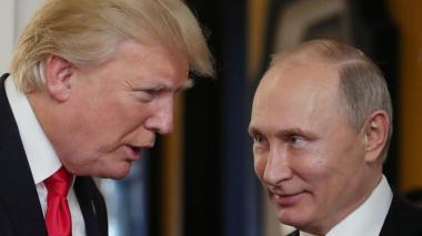 """Fin de semana """"deportivo"""" para Trump y Putin antes de una cumbre espinosa"""