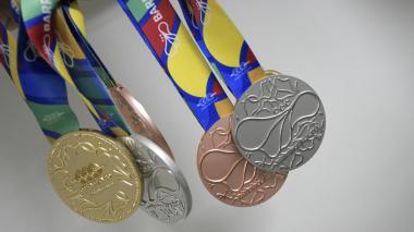 Así se fabricaron las medallas para los Juegos Centroamericanos y del Caribe