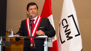 Nueva renuncia en Perú por polémica de audios de jueces