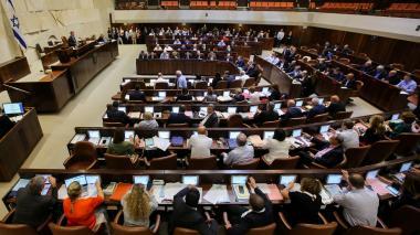 """Israel, """"Estado nación del pueblo judío"""""""
