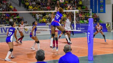 El voleibol cubano, de capa caída