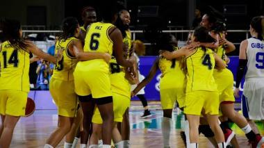 Colombia jugará ante Cuba la final del baloncesto femenino