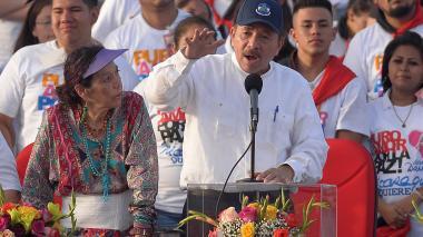 Daniel Ortega descarta renunciar a la presidencia de Nicaragua