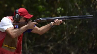 Guillermo Torres, el 'abuelo de los Juegos' todavía tiene puntería y gana oro