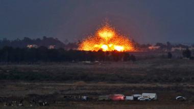 Ola de atentados del Estado Islámico en el sur de Siria deja al menos 54 muertos