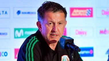 Juan Carlos Osorio no sigue como DT de México