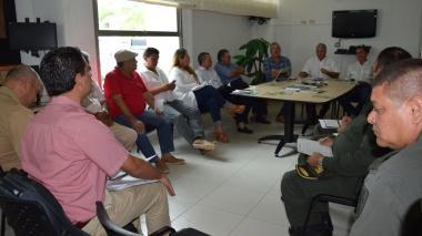 Policía, Armada y ganaderos coordinan nuevas acciones contra el abigeato en Sucre