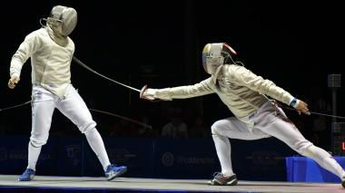 Esgrima de Colombia gana dos medallas de bronce