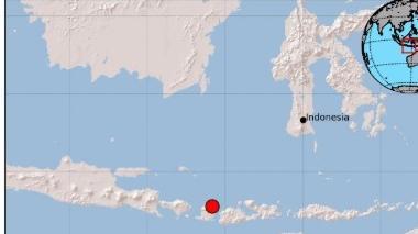 Sismo de 6,4 deja 14 muertos y cientos de heridos en turística isla de Indonesia