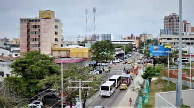 Colombia: deporte, diversión, cultura y comercio en un solo barrio