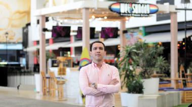 Orlando Niebles Evilla, fundador y gerente de Wetsunday.