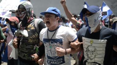"""Ortega proclama paz y victoria sobre """"terrorismo"""" en Nicaragua"""