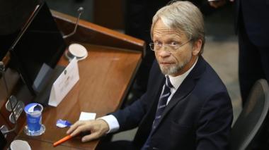 Antanas Mockus se notificó de demanda de pérdida de investidura