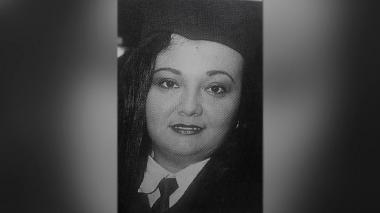 Viviana Margarita Arteta Molinares, en una fotografía suministrada por la Fiscalía.