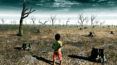 """El planeta podría caer en un """"clima incontrolable"""""""
