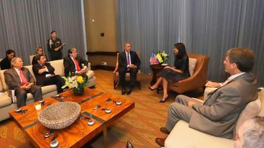 Iván Duque se reúne con presidentes vecinos antes de tomar posesión
