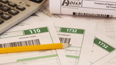 Este jueves empiezan a vencer los plazos para declarar renta en el país