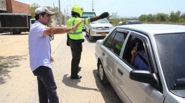 Distrito comenzó las obras de recuperación de la Vía a Juan Mina