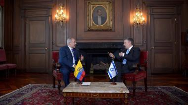 Israel pide a Colombia revertir la decisión de reconocer a Palestina como Estado