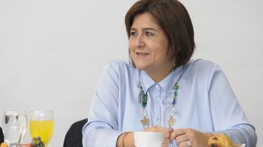 María Lorena Gutiérrez es la nueva presidente de Corficolombiana