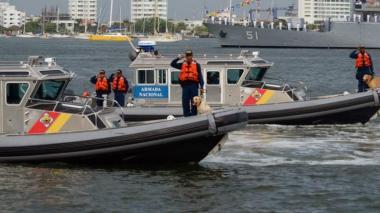 Autoridades buscan al velero reportado como desaparecido.