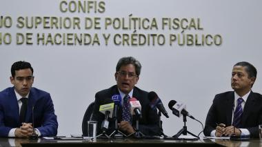 Reforma Tributaria aportará $3 billones anuales: Carrasquilla