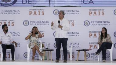 """Girardot, sede del primer """"Taller Construyendo País"""" de Iván Duque"""