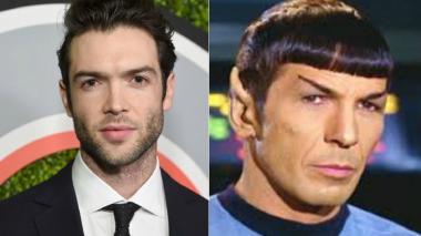 """Ethan Peck será el señor Spock en """"Star Trek"""""""